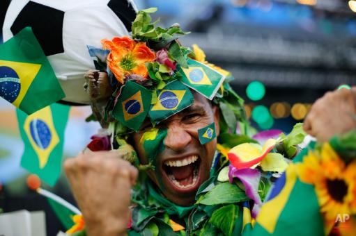 APTOPIX Brazil Soccer WCup Croatia
